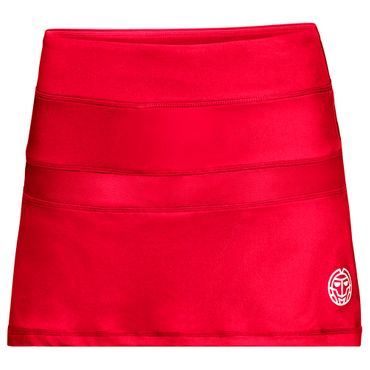 Piara Tech Skort - red (HW18) – Bild 1