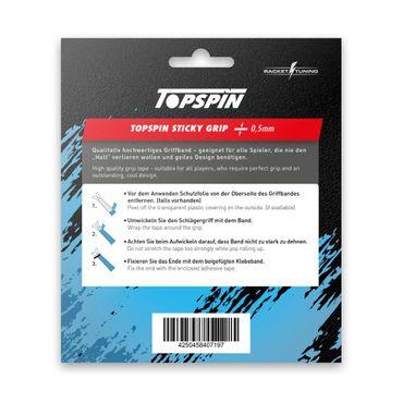 Topspin Sticky Grip 3x - Overgrip – Bild 2