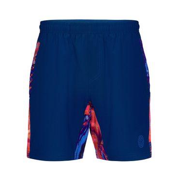 Aidon Tech Shorts - darkblue/red (SP19)