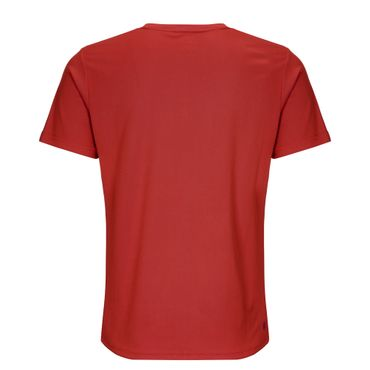 Ted Tech Tee - red/blue (SP19) – Bild 2