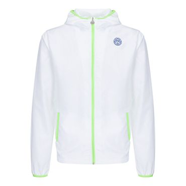Mace Tech Magic Windbreaker - white/neongreen (SP19) – Bild 1
