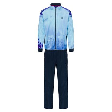 Ethan Tech Tracksuit - blue/darkblue (SP19) – Bild 1