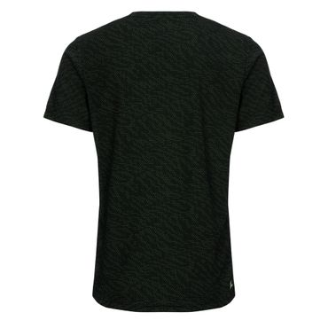 Spike Tech Tee - black/neongreen (SP19) – Bild 2