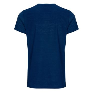 Chad Basic Tee - darkblue (SP19) – Bild 2