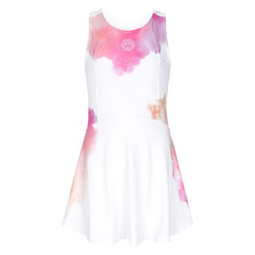 Drew Tech Dress (2 in 1) - white/pink/orange (SP19) – Bild 1