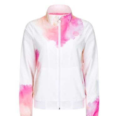 Gene Tech Jacket - white/pink/orange (SP19) – Bild 1