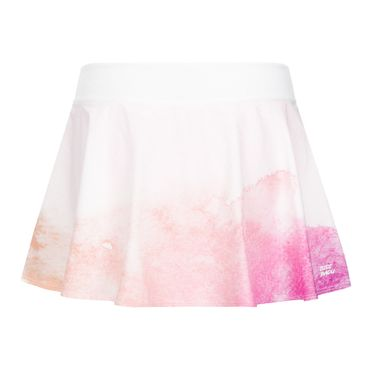 Zina Tech Skort - white/pink/orange (SP19) – Bild 2