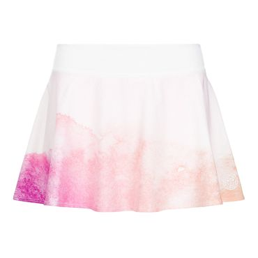 Zina Tech Skort - white/pink/orange (SP19) – Bild 1