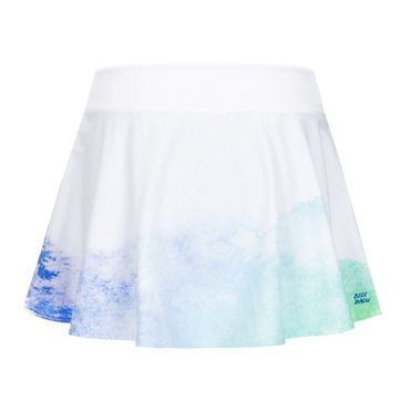 Mora Tech Skort - white/blue/green (SP19) – Bild 2