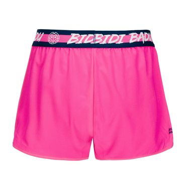 Raven Tech Shorts (2 in 1) - pink/darkblue (SP19) – Bild 2