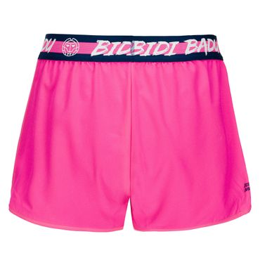 Grey Tech Shorts (2 in 1) - pink/darkblue (SP19) – Bild 2