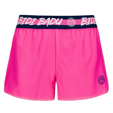 Grey Tech Shorts (2 in 1) - pink/darkblue (SP19) – Bild 1