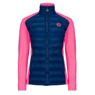 Lee Tech Down Jacket - darkblue/pink (SP19)