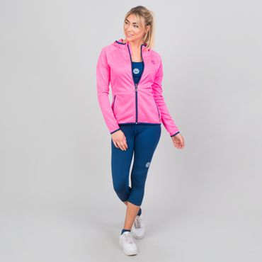 Inga Tech Jacket - pink/darkblue (SP19) – Bild 4
