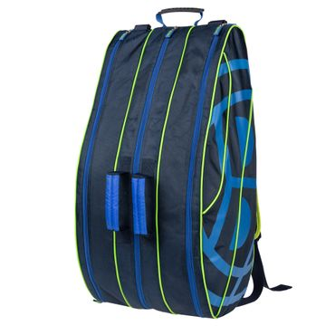 Saba Racketbag - darkblue/neongreen (SP19) – Bild 1