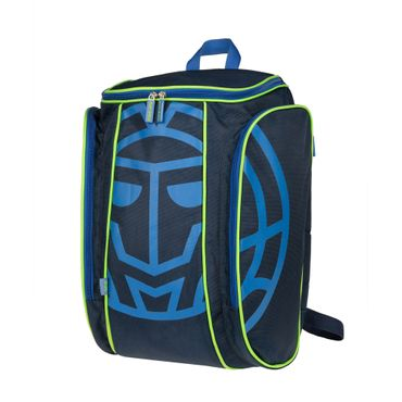 Adisa Backpack - darkblue/neongreen (SP19) – Bild 1