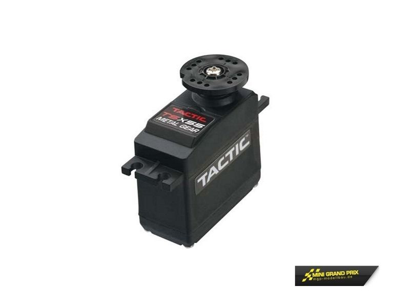 Tactic TSX55 Ultra Torque Servo MG BB TACM0255
