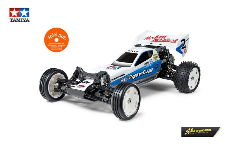 Tamiya Neo Fighter Buggy DT-03 58587 Bausatz – Bild 1