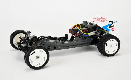Tamiya Neo Fighter Buggy DT-03 58587 Bausatz – Bild 2