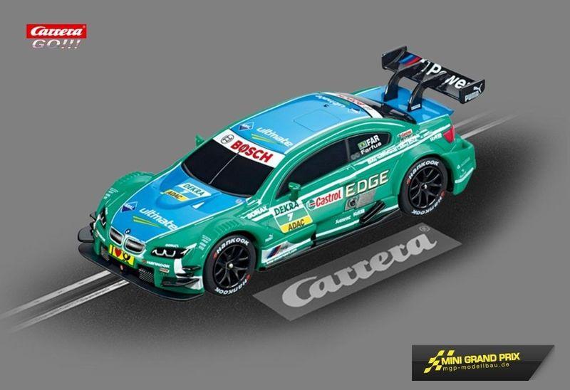 "Carrera GO !!! BMW M3 DTM ""A. Farfus, No.7"" 64041"