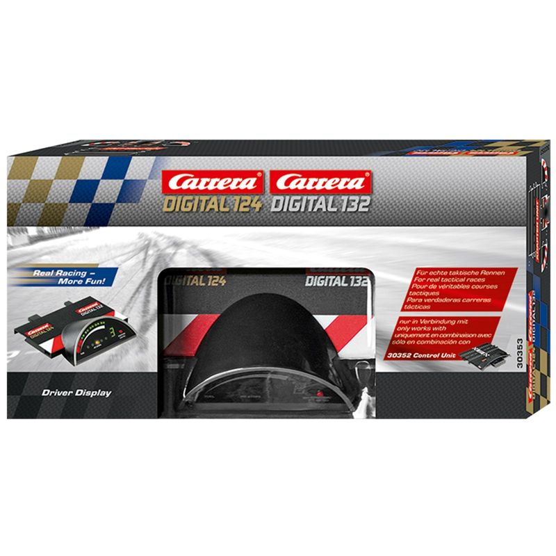 Carrera Dig132 / Dig124 Driver Display 30353 – Bild 2