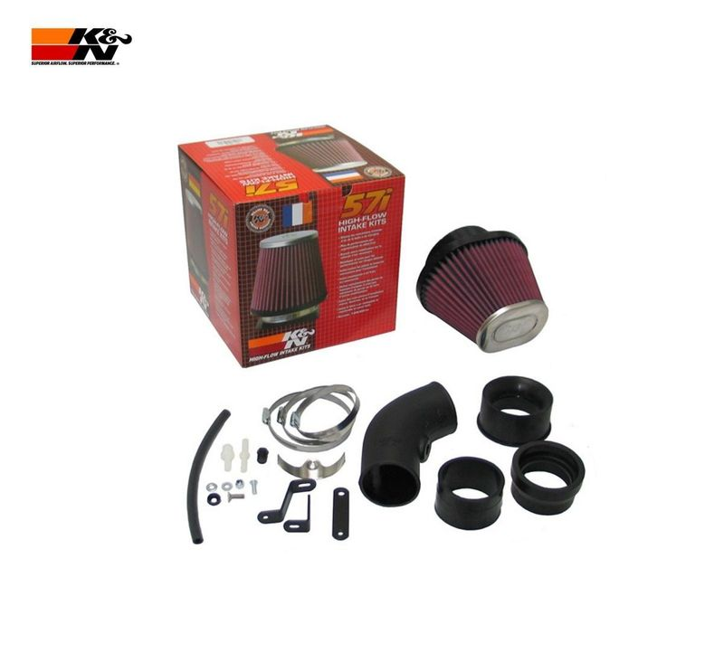 K&N Sportluftfilter Performance Kit 57-0618-1 VW, Seat, Skoda