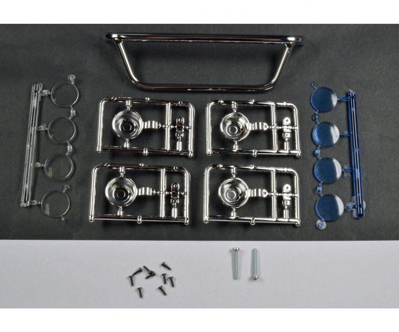 Carson Lampenbügel Stoßstange Scania 500907065 – Bild 2