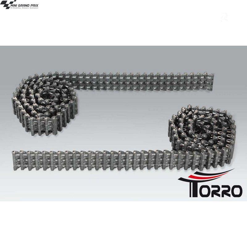 Torro geschlossene Metall-Einzelgliederketten Panzer III. StuG III. 1383848002