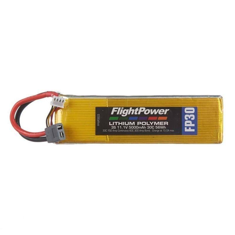 FlightPower LiPo FP30 11,1 V, 5000mAh FPWP3503
