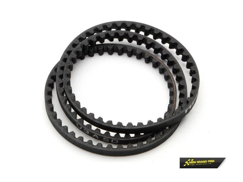 HPI BELT 3M 348 (116Z) 3mm for Micro RS4 72314