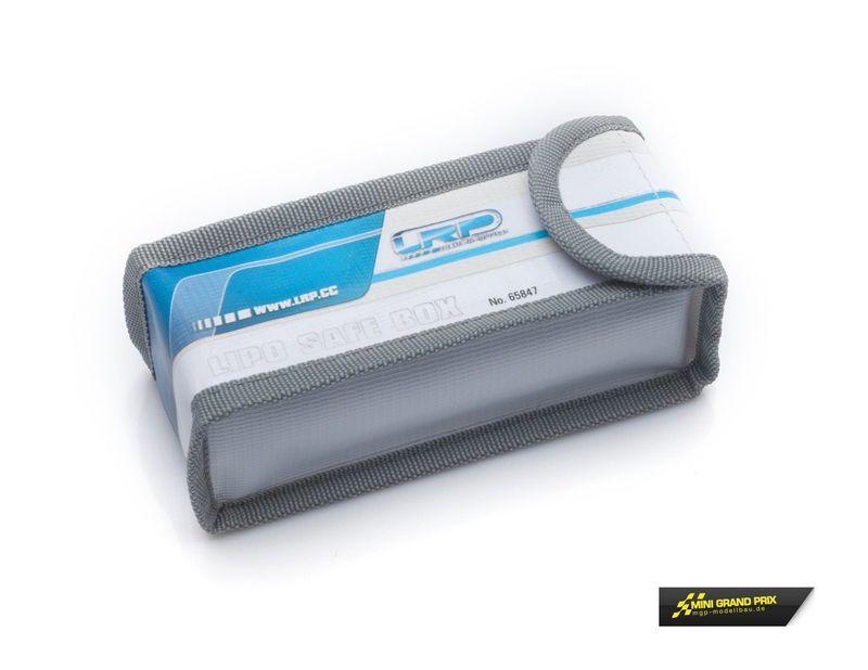LRP LiPo Safe Box - klein 15x6x5 cm 65847