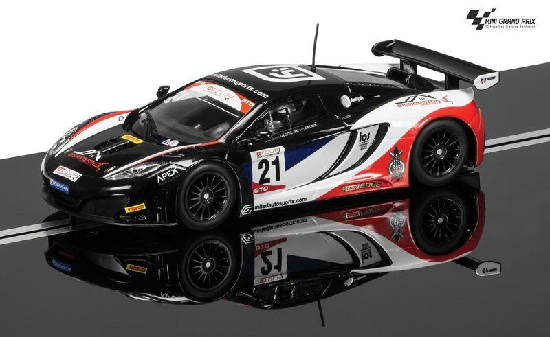 Scalextric 1:32 McLaren 12C GT3 #21 HD C3604 Slotcar