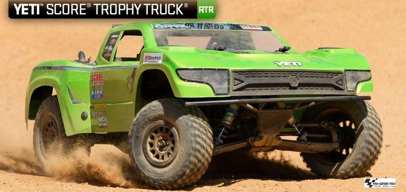 Axial Yeti SCORE® Trophy Truck® 4WD 1:10 RTR AX90050 – Bild 2