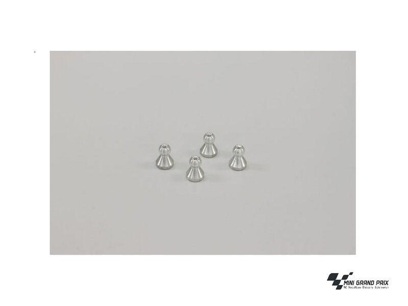 Kyosho KUGELPFOSTEN 6,8MM (4) 97010