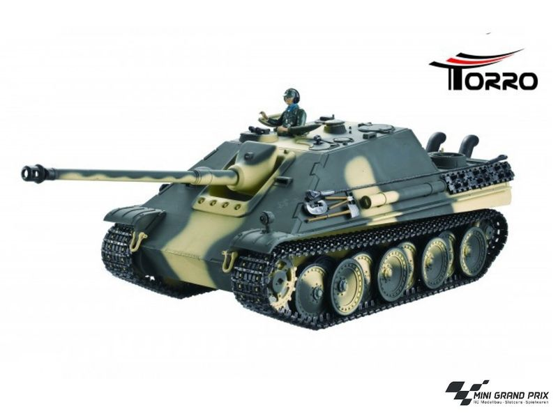 Torro 1:16 rc Jagdpanther 2.4 GHz-Edition Metallketten BB Sommertarn 1114238698