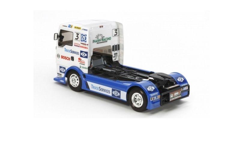 Tamiya 1:14 RC Team Hahn Racing MAN TGS TT-01E 58632 Bausatz – Bild 2