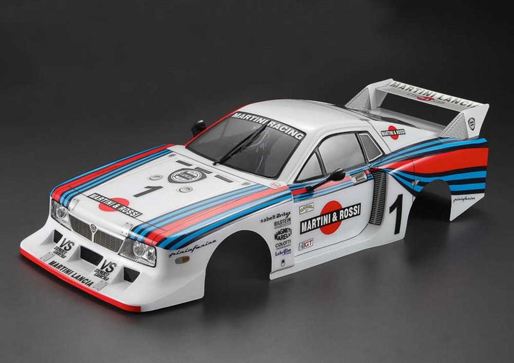 killerbody karosserie 1:10 lancia beta monte carlo, rally-racing