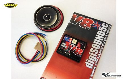 Mtroniks Digi-Sound 5c V8 Race 500906142
