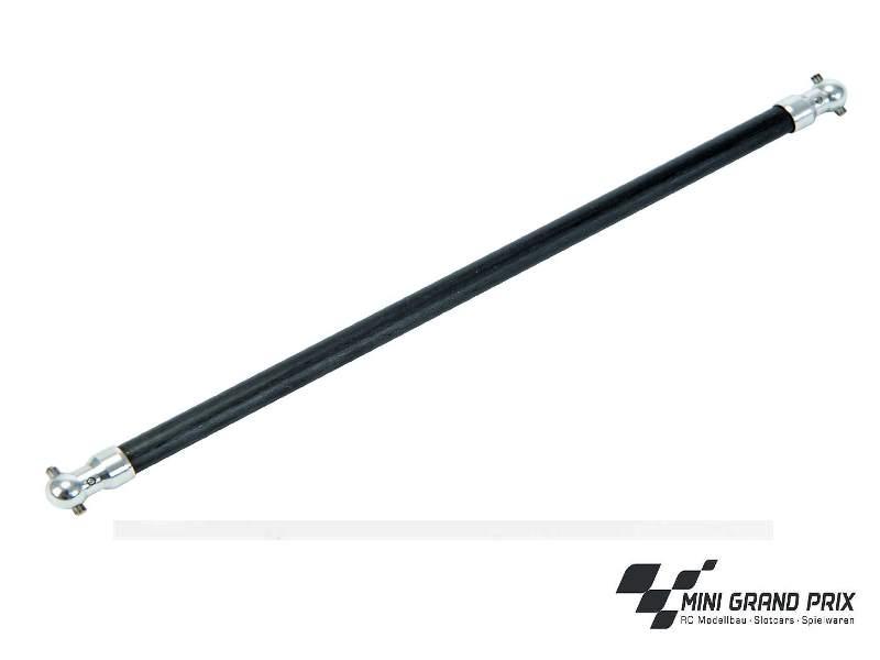 Carson TT-01 / TT-01E Carbon-Antriebswelle mit Aluminium-Knochen 500530001