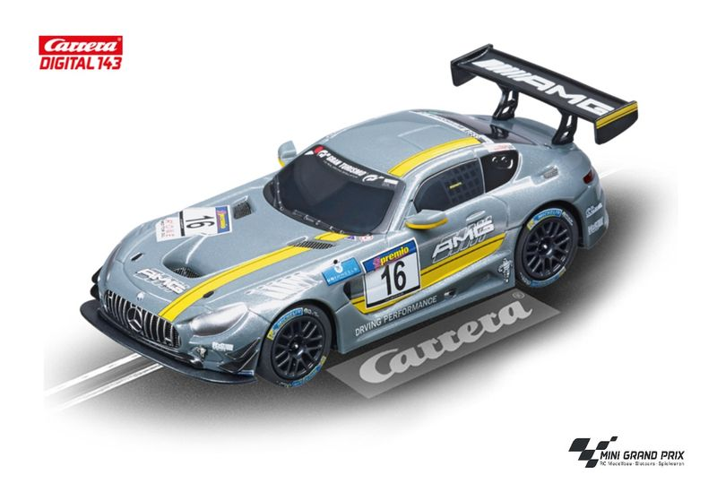 "Carrera Digital 143 Mercedes-AMG GT3 ""No.16""41392"