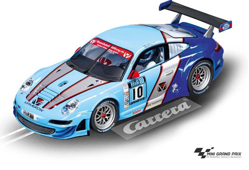 "Carrera Digital 124 Porsche GT3 RSR ""Team Mamerow, ""No.10"" 23827"
