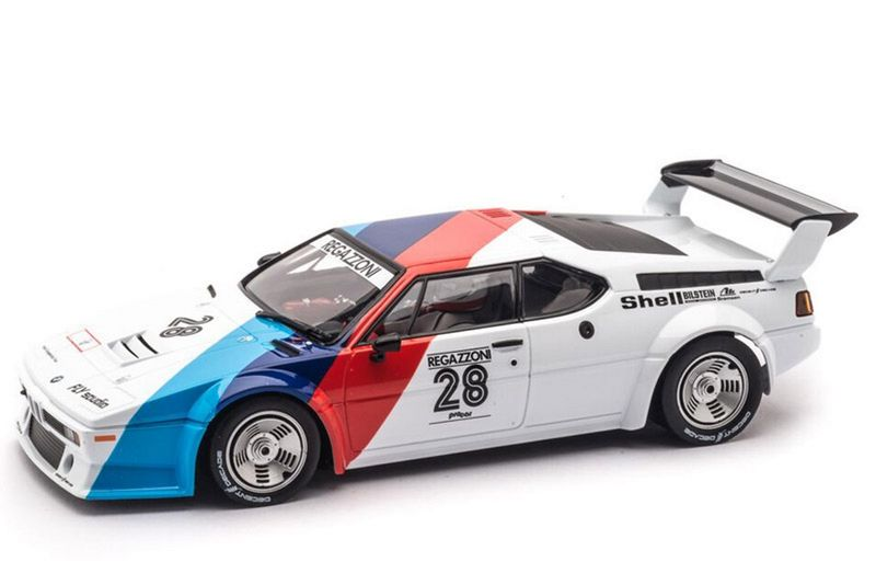 "Carrera Digital 124 BMW M1 Procar ""Regazzoni No.28"", 1979 23820 – Bild 2"
