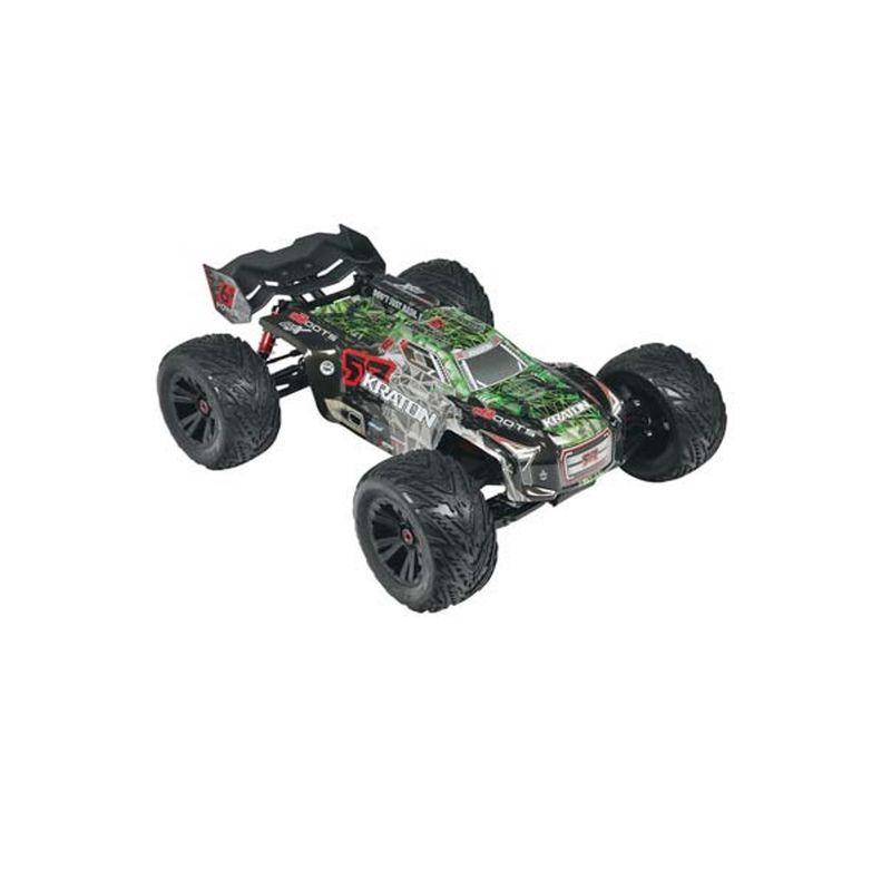 ARRMA KRATON 6Sv2 4WD BLX Race MT 1/8 RTR grün AR106015 – Bild 3