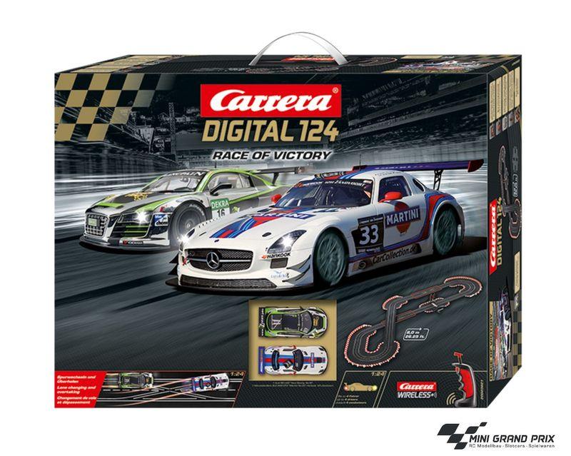 Carrera Digital 124 Race Of Victory 23621 – Bild 1