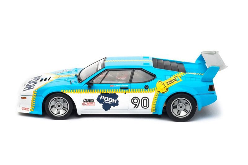 "Carrera Digital 124 BMW M1 Procar ""Sauber Racing, No.90"" 23828 – Bild 2"