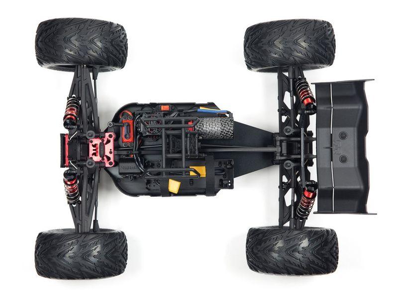 ARRMA KRATON 6Sv2 4WD BLX Race MT 1/8 RTR Rot AR106018 – Bild 3