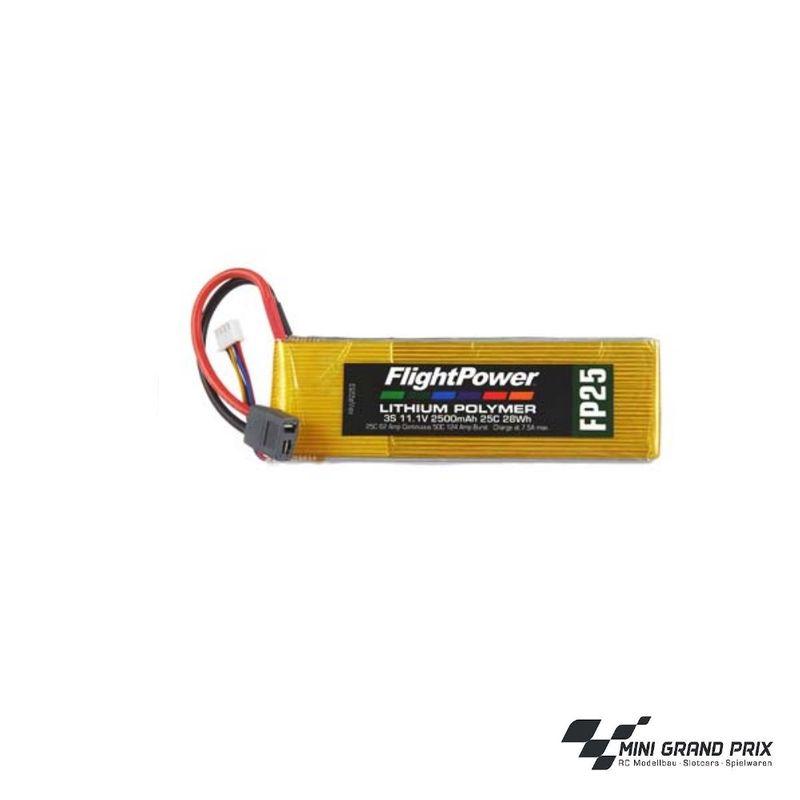 FlightPower LiPo FP25 11,1 V, 2500mAh FPWP2253