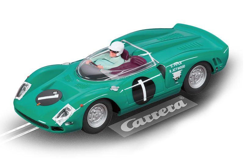 "Carrera Digital 132 Ferrari 365 P2 ""No.01"", Winner Kyalami 9h 1965 30775 – Bild 2"