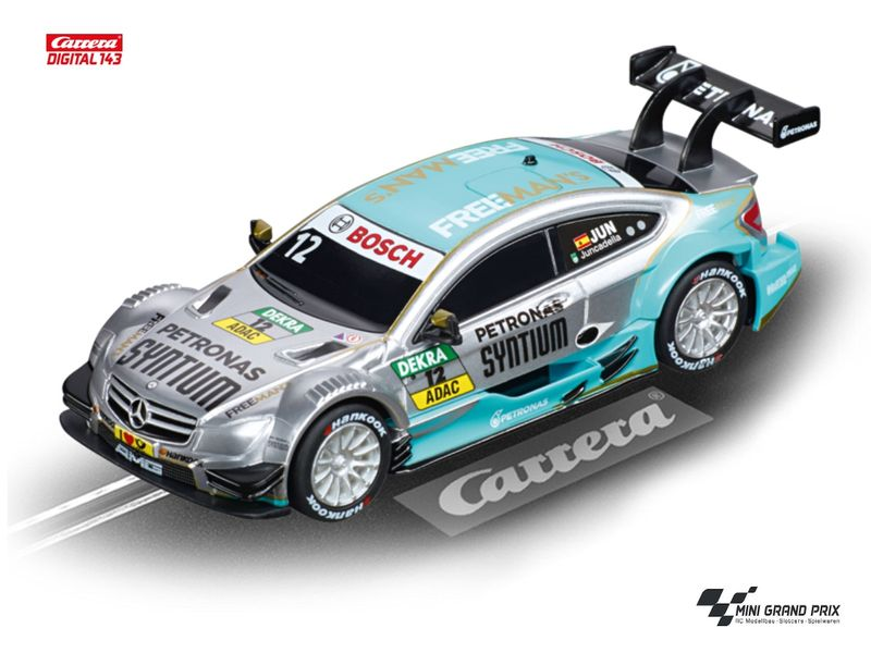 "Carrera Digital 143 AMG Mercedes DTM ""D.Juncadella, No.12"" 41390 ohne OVP"