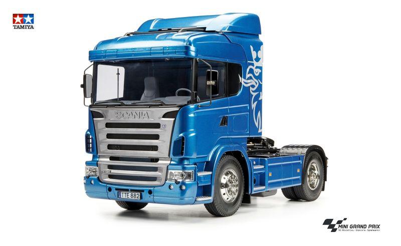 Tamiya 1:14 RC LKW Scania R470 Highline Bausatz 56318